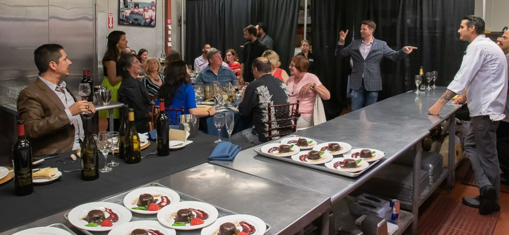 Catering San Diego - Feast on This Wine Dinner